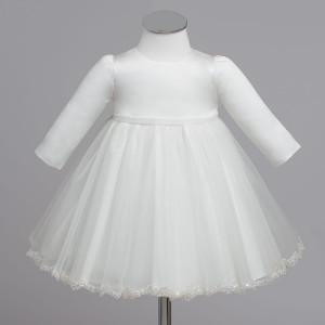 c4eb4b23e2 KLARA sukienka wizytowa do chrztu dla dziewczynki