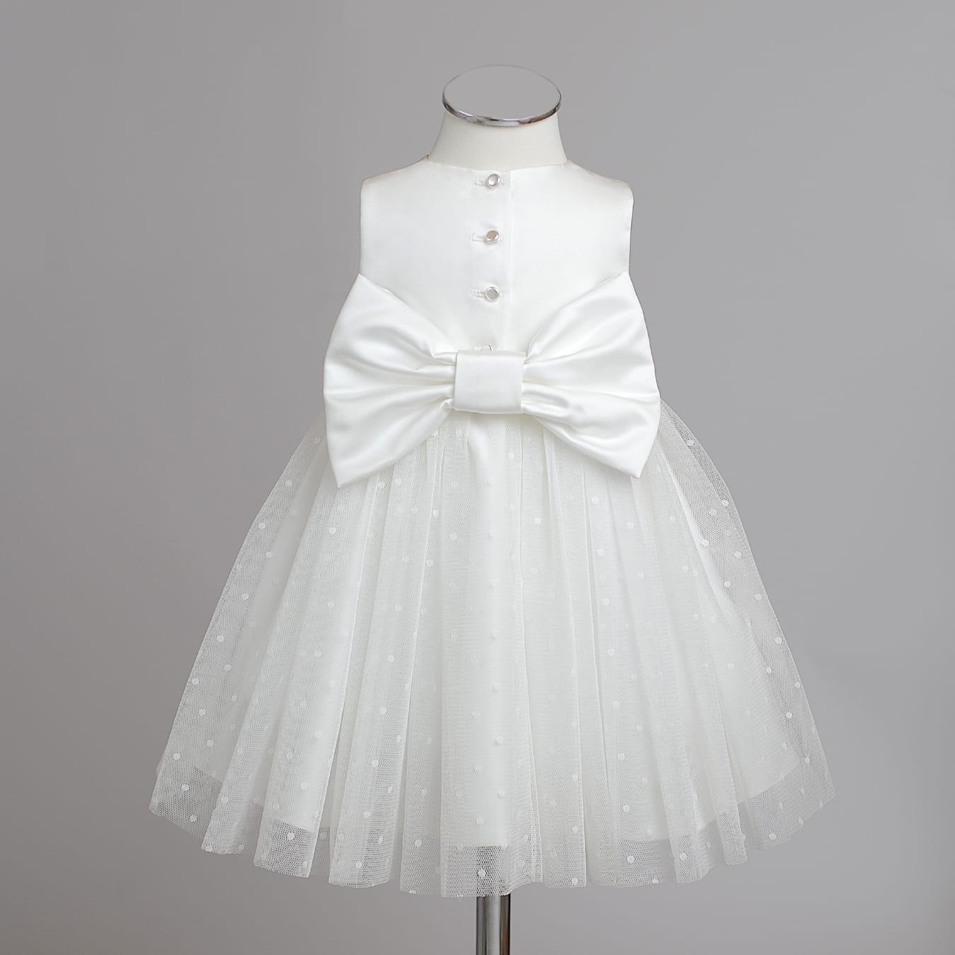 6e124680ab BOGNA sukienka wizytowa do chrztu dla dziewczynki Świat sukienek ...