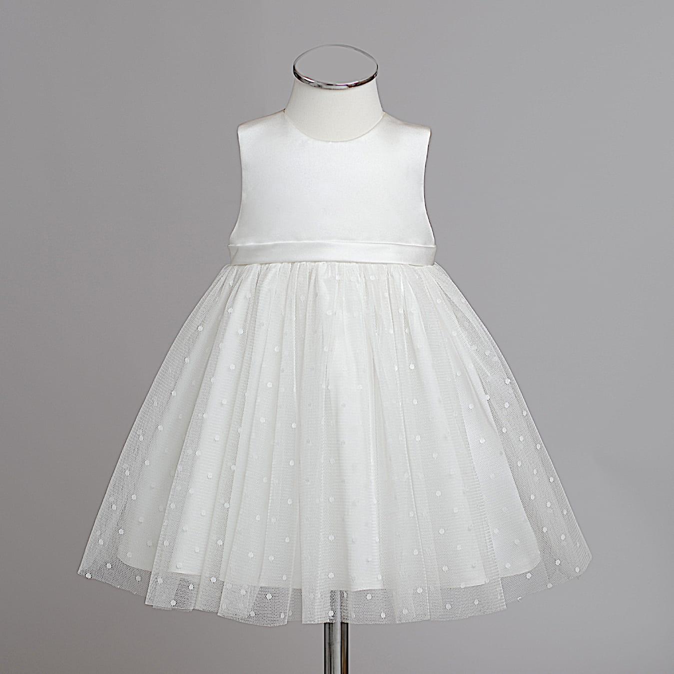 bbc73334ec BOGNA sukienka wizytowa do chrztu dla dziewczynki Świat sukienek ...