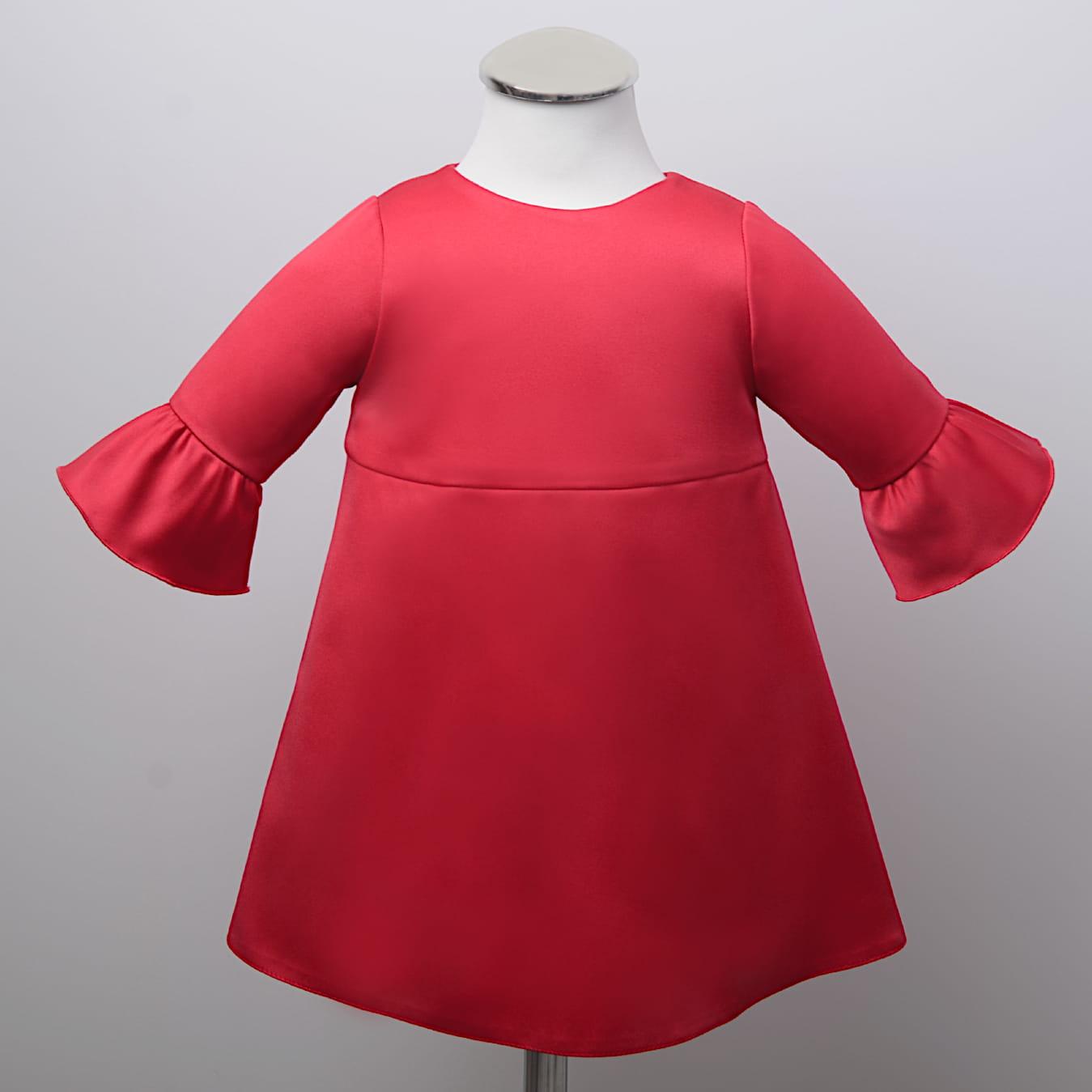 9f5fffaf84 Sukienki wizytowe dla dziewczynek na wesele - Świat sukienek dziecięcych