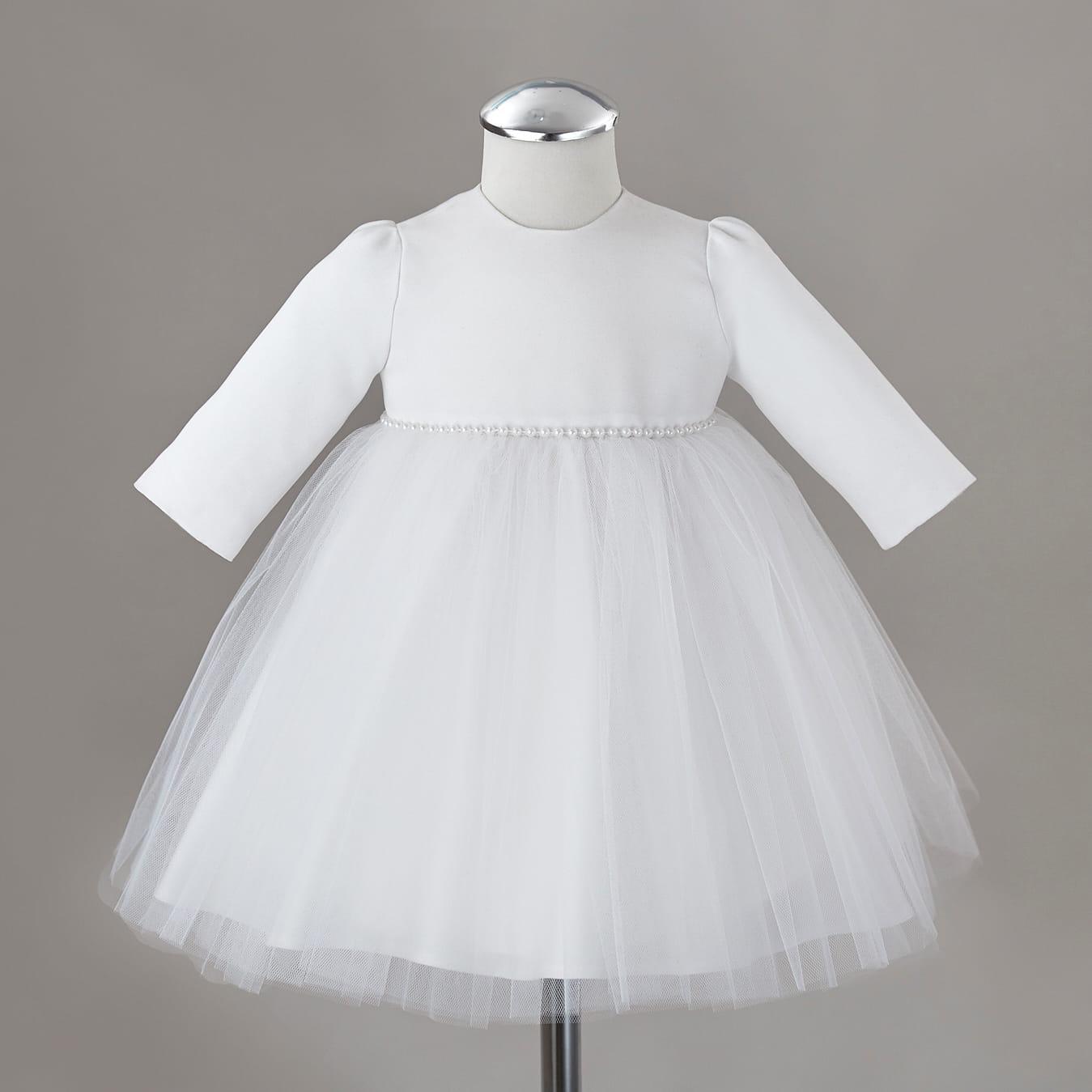 4ec8bc4500 ANNA sukienka wizytowa do chrztu dla dziewczynki Świat sukienek ...